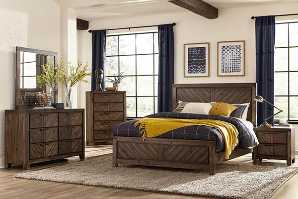 King Bedroom Set 1648 Big Dan S Furniture Amp Mattress