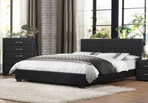 2220 bk bed & chest