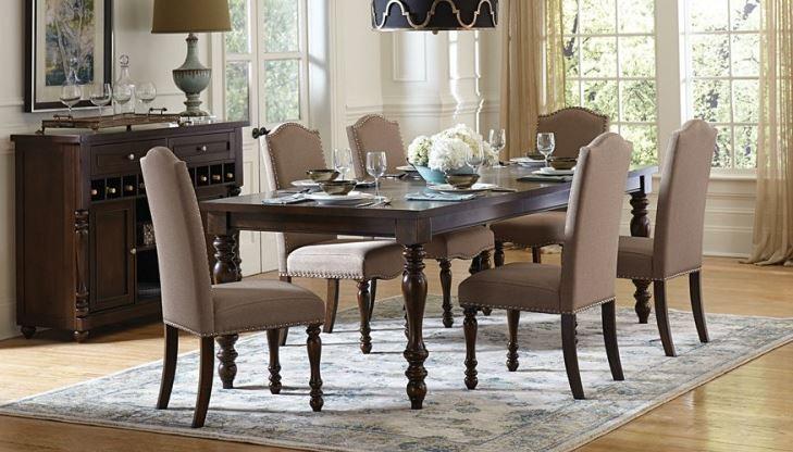 7PC DINING ROOM SET #5425   Big Dan\'s Furniture & Mattress
