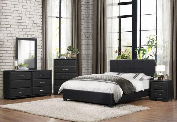 6pc Bedroom set 2220