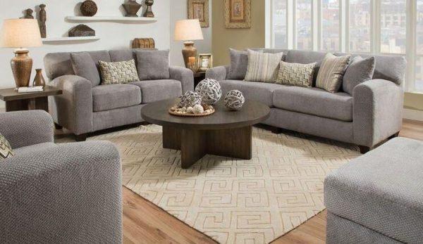 974 Sofa & Love Seat