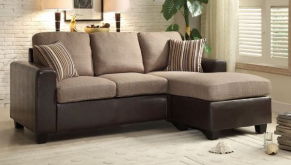 sofa chaise pack 677